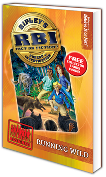 RBI Series - Book 3: Running Wild