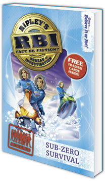 RBI Series - Book 6: Sub-Zero Survival