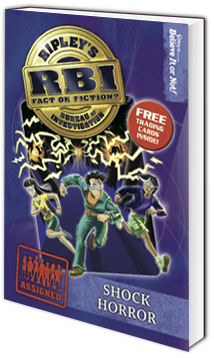 RBI Series - Book 7: Shock Horror
